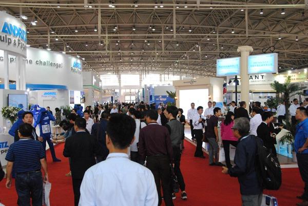 2015年北京開催での会場風景