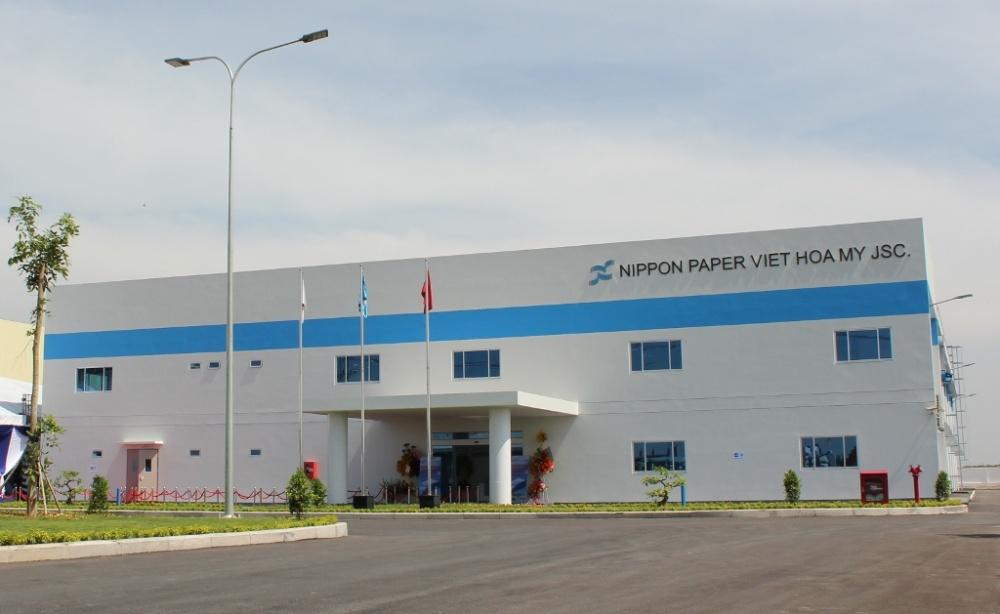 《写真》日本製紙_越国新工場